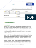 QIS4140101-IT Strategy and Policy Planning