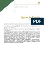 1.Unidad 1. Parte I. Qué Es La Filosofía (Imprimible)