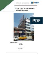 MEMORIA DE CALCULO DE REFORZAMIENTO DE AERO CUSCO.PDF