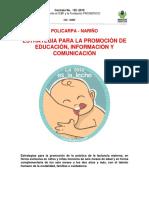 Estrategia Lactancia Materna