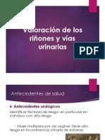 Valoración de los riñones y vías urinarias.pptx