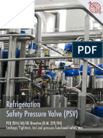 Inspection   Inspection and Test Plan for Pressure Safety Valve  and Test Plan for Pressure Safety Valve