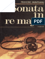 Francisc Munteanu - Sonata in Re Major.docx