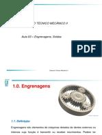DESENHO TECNICO ENGRENAGENS
