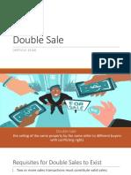 Double Sale