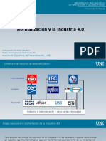 3- La Estandaizacion de La Industria 4.0- Une
