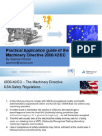 Guide of the Machinery Directive 2006/42/EC