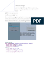 Android SQLite Database Tutorial and Project.docx