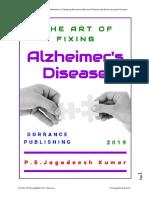 The Art of Fixing Alzheimer's Disease [Book]