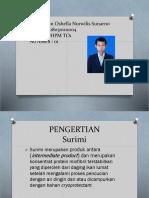 PPT Surimi dan derivatnya, bioaktif