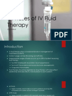 4 Phases of IV Fluid Therapy Final
