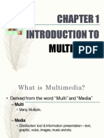 Chapter 1 of Multimedia