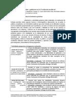 Programa de Seminarios Poder y Gobierno