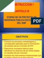 TC I - CAP III -SNIP y Exp. Tecnico (R2).ppt