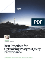 Pganalyze Best Practices for Optimizing Postgres Query Performance