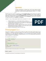 Limbaje de programare.docx