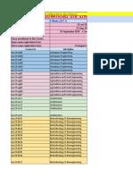 Tentative Course List (July - Dec 2019).xlsx
