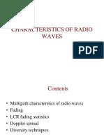 Vdocuments.mx Characteristics of Radio Waves