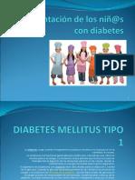 Presentacion Diabetes y Alimentacion