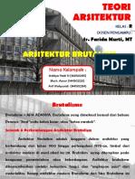 Teori Arsitektur