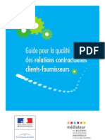 Guide Relations Clients Fournisseurs