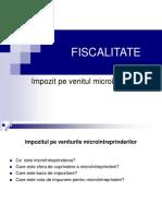 5 Impozitarea microintreprinderilor.ppt