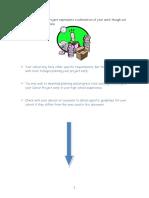 Senior Project Guide