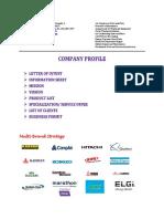 Company Profile Curtis