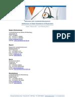 Adressen Aerztekammern State Chambers Physicians Faq Feb 2017