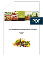 Project - Food and Beverage Industry Sectoral Analysis.pdf