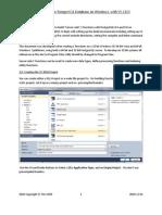 Build PostgreSQL C Functions on Windows