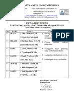 Jadwal Piket 6 Hari.docx
