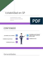 ASP Tema2 Estabilidad V3