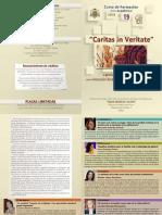 Díptico Caritas in Veritate