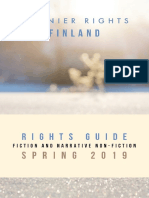 Bonnier Rights Finland Spring 2019 Rights Guide