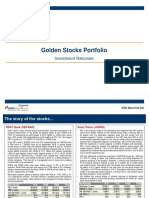 Golden Stocks Portfolio