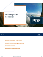 Yusen Logistics Intermodal