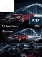 Audi A5 Brochure MY 297x198mm APR 2019 FA LoRes