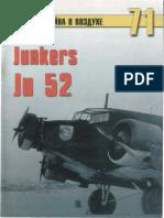 Война в воздухе 71 - Junkers Ju 52.pdf