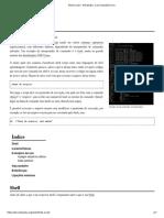 Shell Script – Wikipédia, A Enciclopédia Livre