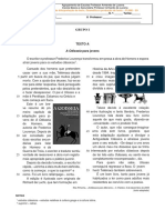 Ficha Preparação Exame 1