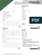 EF3e Uppint Filetest 10a Answer Sheet