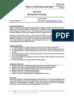 Et9134 - Course Guide [Ay2018-s2] [b50] [PDF]