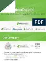 InboxDollars Media Kit