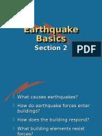 Earthquake Basics
