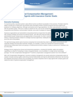 Optimal Compensation Management Whitepaper