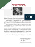 Albert Einstein Biography.docx