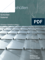 Christian Schittich - Im Detail Gebaüdehüllen Xs