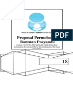 proposal permohonan dana posyandu.docx