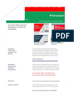 Crm Template by Tipsographic